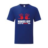 T-shirt Hands Off_4