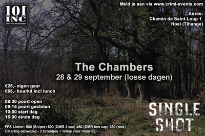 The Chambers 29-09-2019 (Single Shot)