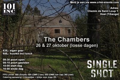 The Chambers 27-10-2019 (Single Shot)