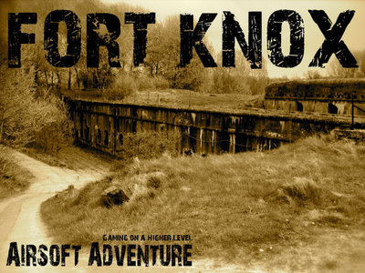 Fort Knox 01-11-2020 Groep A VOLZET!!!