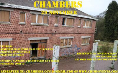 The Chambers 29-11-2020 Groep B Gecanceld