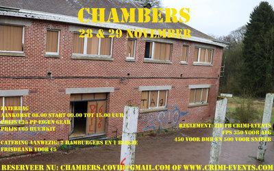 The Chambers 28-11-2020 Groep B Gecanceld