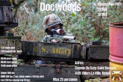 Docwoods 23-05-2021 VOLZET!!!!