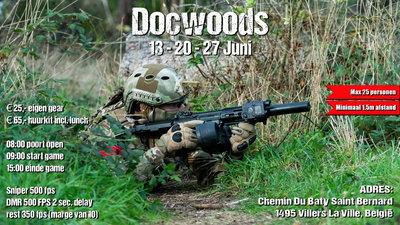 Docwoods 27-06-2021 VOLZET!!!