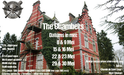 The Chambers 22-05-2021 Groep A VOLZET!!!!