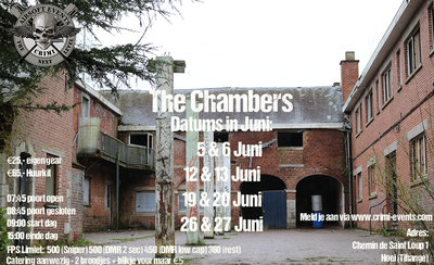 The Chambers 19-06-2021 Groep A VOLZET!!!!