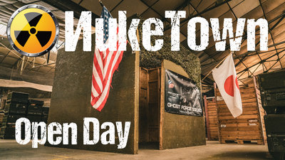 Nuketown XL Open day 15-10-2021