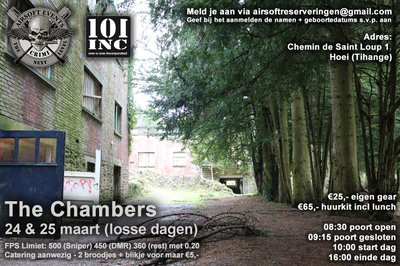 The Chambers 25-03-2018 [VOL]