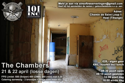 The Chambers 22-04-2018 (VOL)