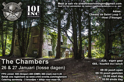 The Chambers 26-01-2019