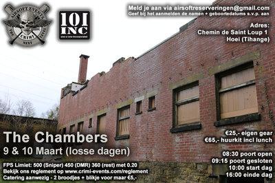 The Chambers 09-03-2019