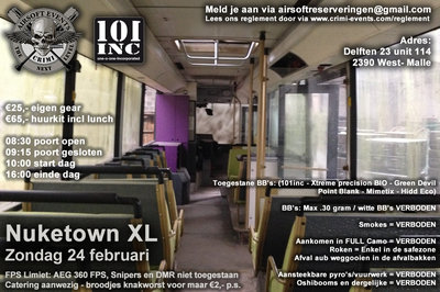 NukeTown XL 24-02-2019