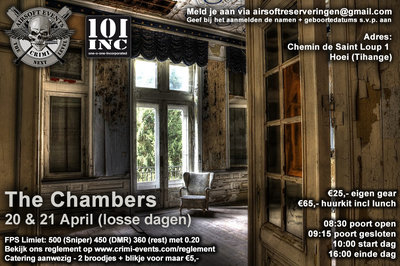 The Chambers 21-04-2019
