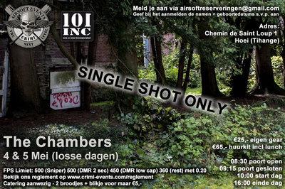 The Chambers 04-05-2019 (Single Shot)