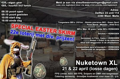 NukeTown XL 22-04-2019 2e paasdagskirm