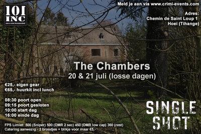 The Chambers 20-07-2019 (Single Shot)