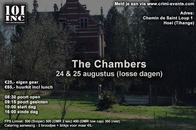 The Chambers 25-08-2019 VOLZET!!!!!